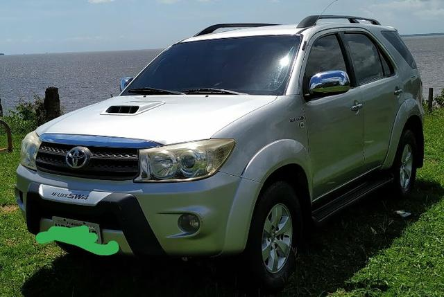 Toyota Sw4 R$ 59mil Diesel 7 lugares - 08/09 cambio manual