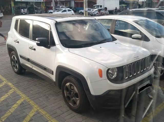 Jeep Renegade Aut 2016/2016