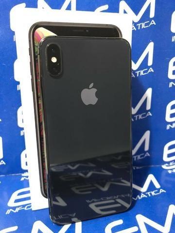 Apple IPhone Xs Max 256GB Preto - Seminovo - Com Garantia - loja Niterói