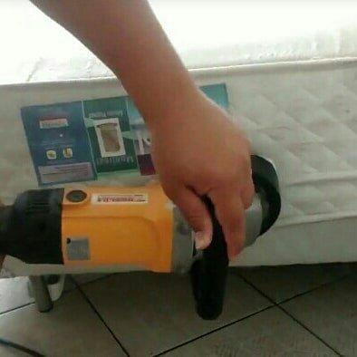 Lavagem a seco com qualidade