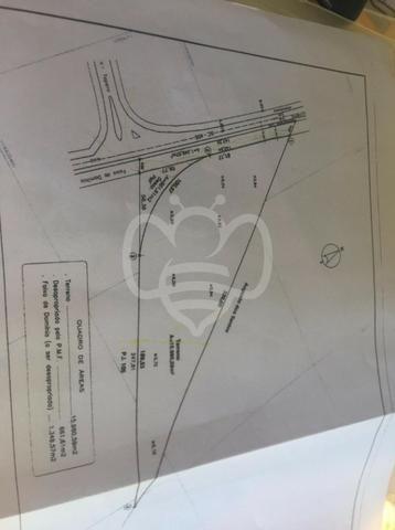 Área de 16 mil m2, na SC 405, com viabilidade para Comércios, ou condomínios - Foto 2