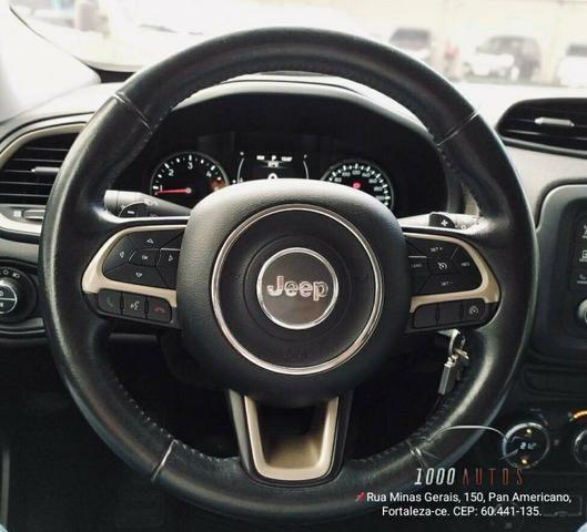 Jeep Renegade 2015/2016 Longitude 4x4 Diesel Automática - Foto 4