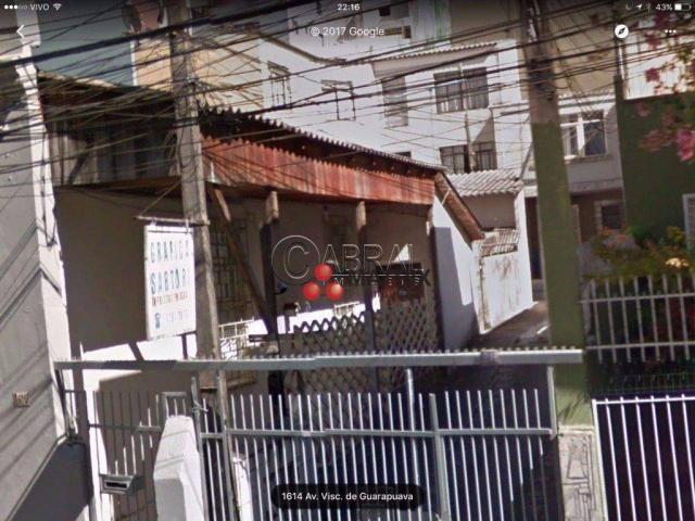 Terreno residencial à venda, centro, curitiba - te0743. - Foto 6