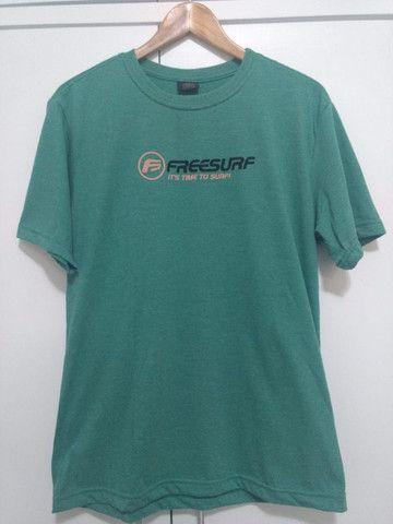 Camisetas FreeSurf e Rusty ( Aceito Cartão ) - Foto 5
