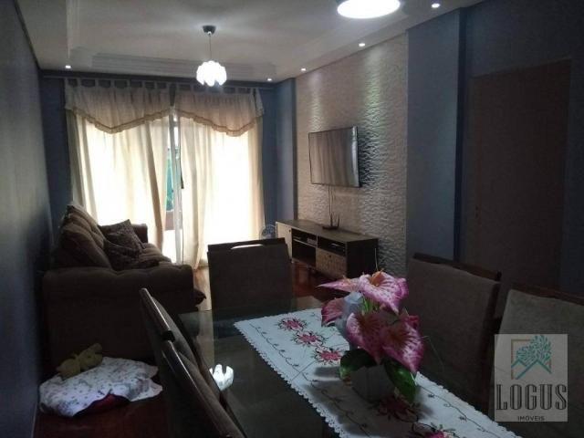 Apartamento à venda, 79 m² por R$ 320.000,00 - Baeta Neves - São Bernardo do Campo/SP