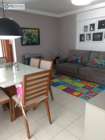 Apartamento com 2 dormitórios à venda, 65 m² por R$ 330.000,00 - Jardim Goiás - Goiânia/GO - Foto 5