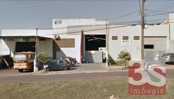 Comercial galpão / barracão - Bairro Jardim Marissol em Londrina