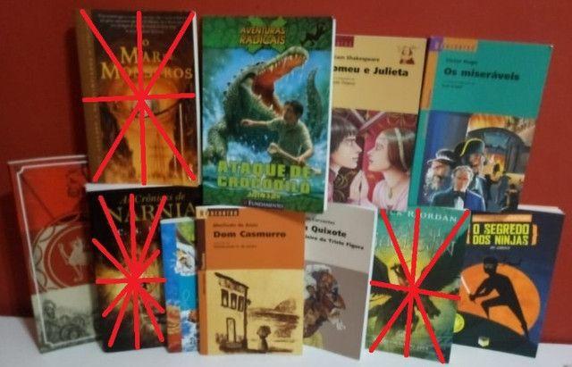 Livros de Leitura Extensiva - Qualquer livro por 20,00