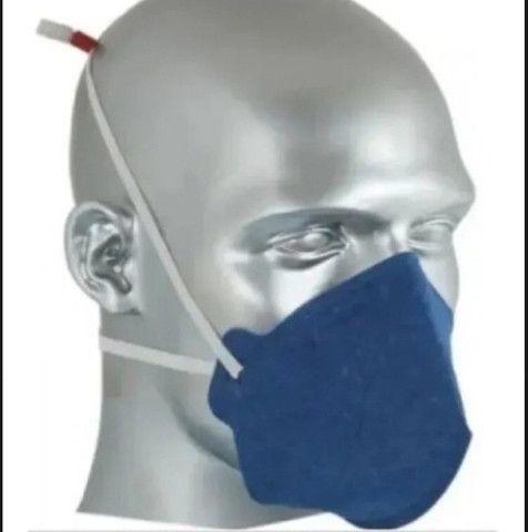 Respirador máscara CAMPER PFF2 equivalente ao N95 R$6,5 - Foto 3