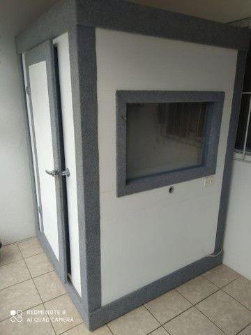 Cabine Estúdio (1,41 x 1,41 x 2,05) - Foto 5