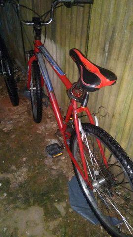 Vendo ou troco esse bike toda boa mandem propostas - Foto 2