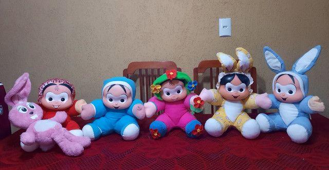 Vende-se 6 bonecos originais da baby disney - Foto 4