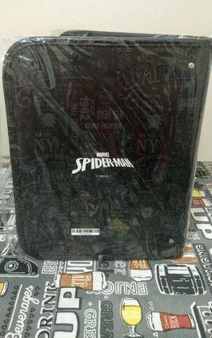 Fichário Universitário Spider-Man Grande com Ziper (Marvel) / Por R$ 97,00 - Foto 3