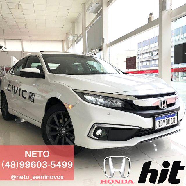 Honda Civic Touring 1.5 2021/2021 Zero Km
