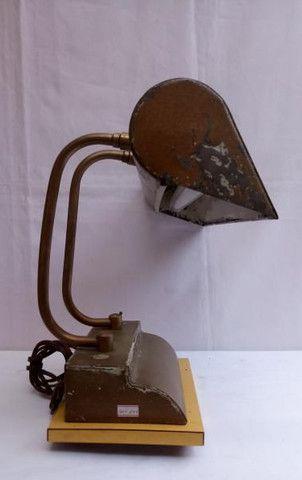 Luminária de mesa Xerife - Foto 3