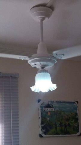 Instalação de ventilador de teto - Foto 4