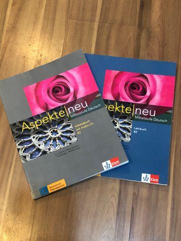 Livro alemão - aspekte neu b2