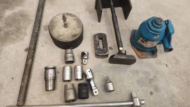 Vendo lote de ferramentas 1.000 reais
