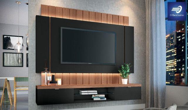 """Home Suspenso com Fitas de LED para TV até 55"""" - Foto 5"""