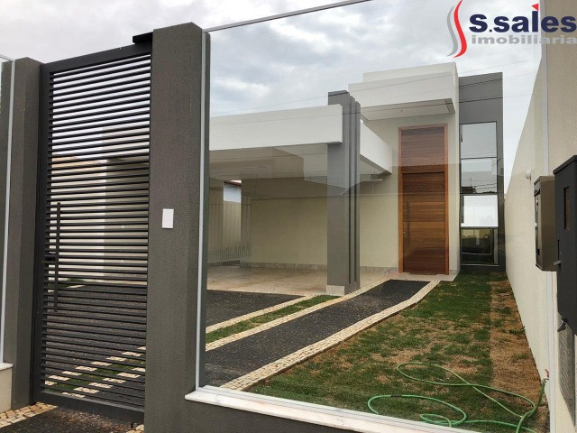 Casa alto Padrão na rua 12/10 Vicente Pires/DF - 03 Suítes 01 Closet - Destaque!!