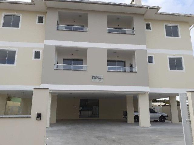IL-Apartamento 02 quartos, novo, a venda a 1200 mts da praia dos Ingleses, Floripa