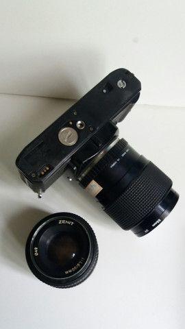 Câmera Zenit filme - Foto 2