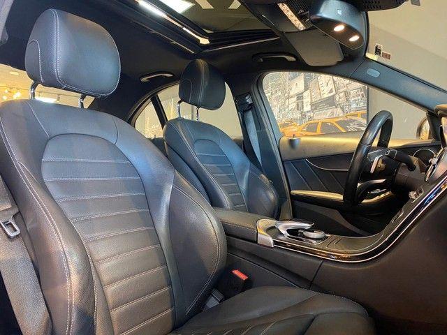 Mercedes-Benz C300 2.0 Sport 9G-Tronic 2018,Configuração Linda,Impecável  - Foto 11
