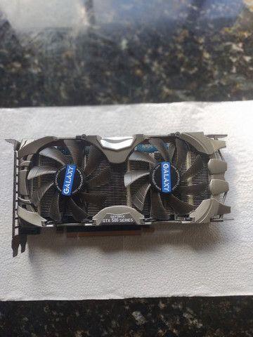 Placa de vídeo GTX 560 TI - Foto 3