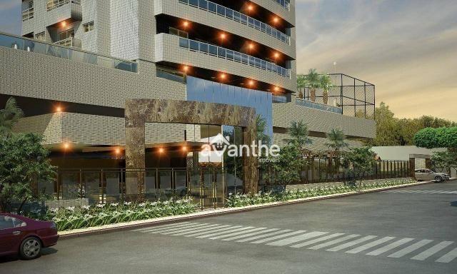 Apartamento com 3 dormitórios à venda, 142 m² por R$ 1.019.000 - São Cristóvão Zona Leste  - Foto 3