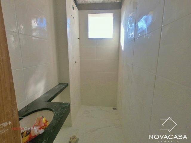 Apartamento com 3 dormitórios à venda, 60 m² por R$ 240.000,00 - Mantiqueira - Belo Horizo - Foto 7