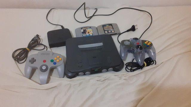 Vídeo game Nintendo