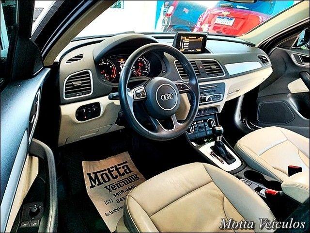 Audi Q3 1.4 TFSI AMBIENTE S TRONIC 4P - Foto 6