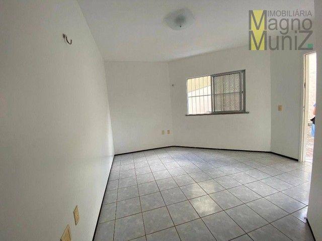 Apartamento com 1 dormitório para alugar, 60 m² por R$ 1.000,00/mês - Patriolino Ribeiro - - Foto 11