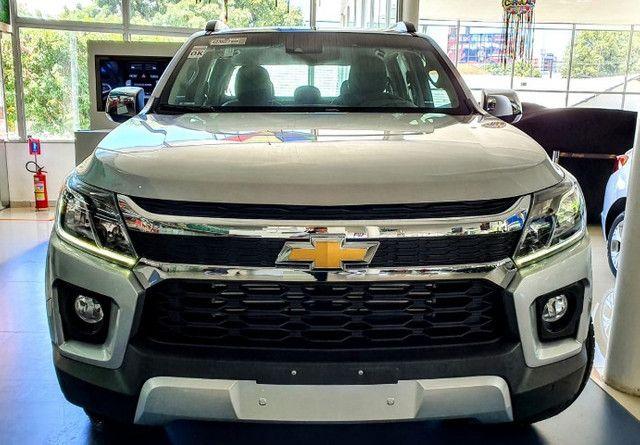 Nova Chevrolet S10 Ltz Diesel 2.8 Diesel 2022 - Foto 2