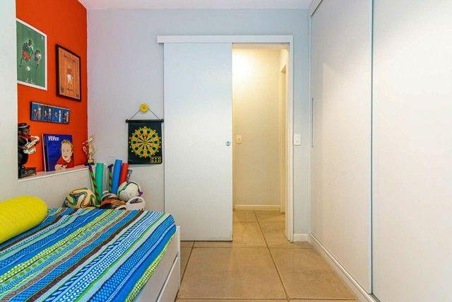 Apartamento à venda com 3 dormitórios em Humaitá, Rio de janeiro cod:19664 - Foto 6
