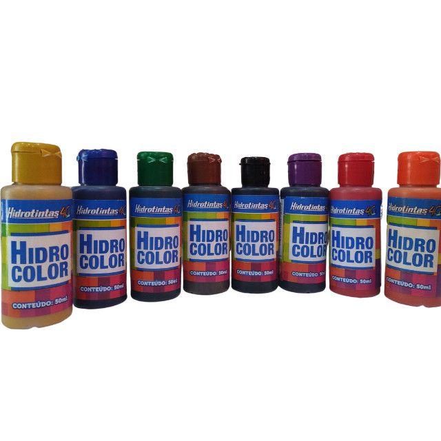 Corante Liquido Hidrocolor 50ml - Hidrotintas - Foto 6