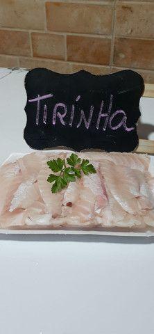 Tirinha  e pescocinho e filezinho de tilapia  - Foto 2