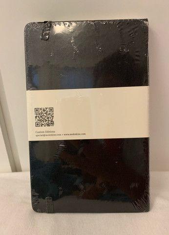 Notebook Moleskine 21x13cm NUNCA USADO - Foto 2