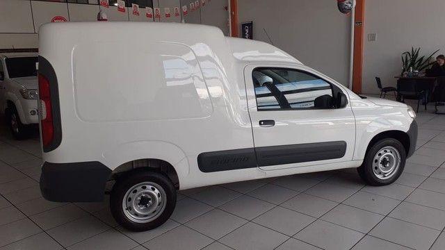 Fiat Fiorino Furgão Work. HARD 1.4 Flex 8V 2p 2020 Flex - Foto 5
