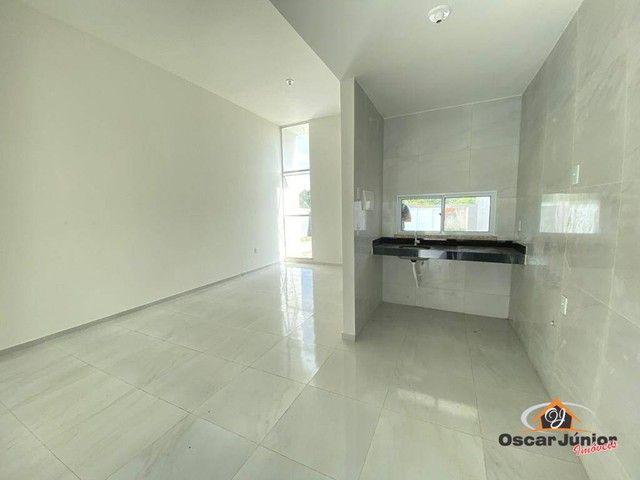 Casa à venda, 89 m² por R$ 295.000,00 - Centro - Eusébio/CE - Foto 5