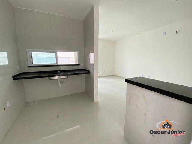Casa com 3 dormitórios à venda, 86 m² por R$ 235.000,00 - Centro - Eusébio/CE - Foto 5