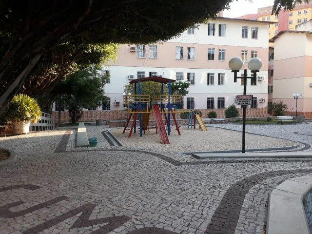 Apartamento Projetado no Monte Castelo - Condominio Jardim Monte Castelo