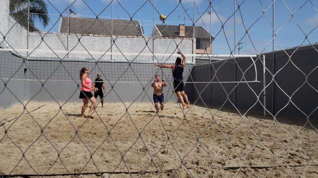 Quadra de areia para vôlei e futvolei para locação  - Foto 4