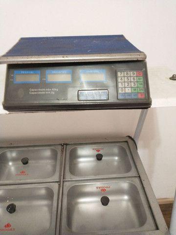Mesa e balança para Self-Service - Foto 6