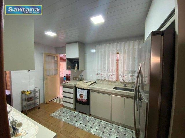 Chale com 4 dormitórios à venda, 160 m² por R$ 220.000 - Mansões das Águas Quentes - Calda - Foto 10