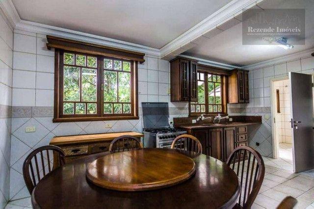 LF-CA0513-Casa com 4 dorm para alugar,472 m² por R$ 9.500/mês-São João-Curitiba/PR - Foto 6
