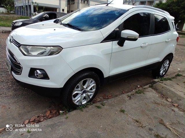 Carro Eco Sport Titaniun