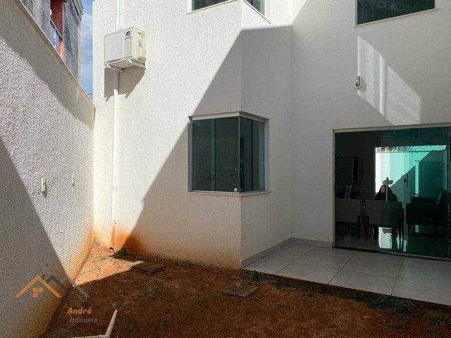 Casa com 3 quartos sendo 01 suite à venda, 98 m² por R$ 595.000 - Planalto - Belo Horizont - Foto 5