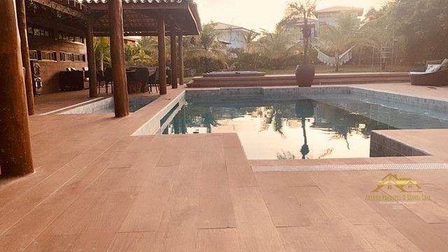 Casa 4 Suítes Quintas de Sauípe Porteira Fechada Alto Luxo - Foto 6