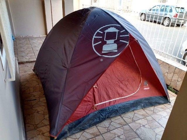 Barraca de camping Coleman LX3- 3 pessoas - Foto 3